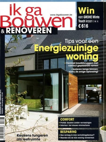 Cover Ik ga Bouwen sept 2013