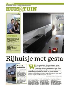 Nieuwsblad - augustus 2013