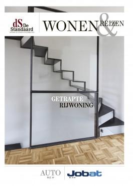 Getrapte woning De Standaard Wonen december 2013