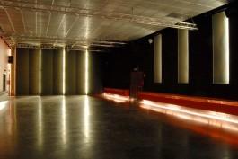 polyvalente zaal 'Het Gildenhuis', interieur