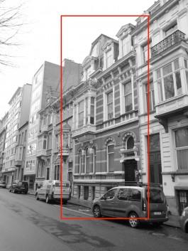 restauratie en opdelen in 4 wooneenheden van historische stadswoning