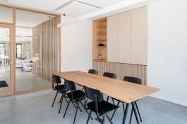 Van Wassenhove Architecten kantoor