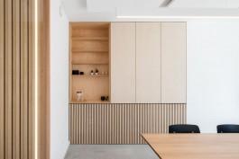 Van Wassenhove Architecten kantoor interieur