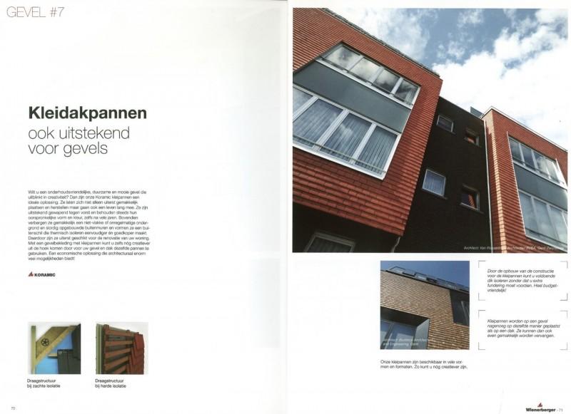 14 appartementen Mariakerke